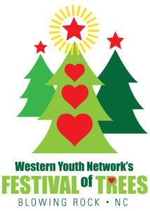 Western Youth Network Festival of Tree Logo