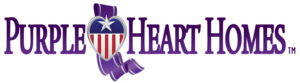 Purple Heart Homes Logo