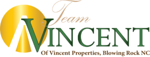 Team Vincent of Vincent Properties Blowing Rock NC